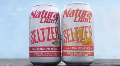 Natural Light's 6% ABV Seltzer Will Have You Calling an Uber Real Quick!