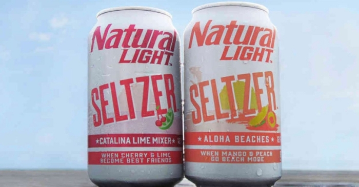 Natural Light Finally Gives Guys a Seltzer of Their Own