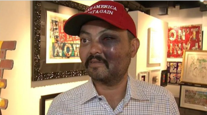 NYC Art Gallery Owner Attacked For Wearing 'Make America Great Again' Hat