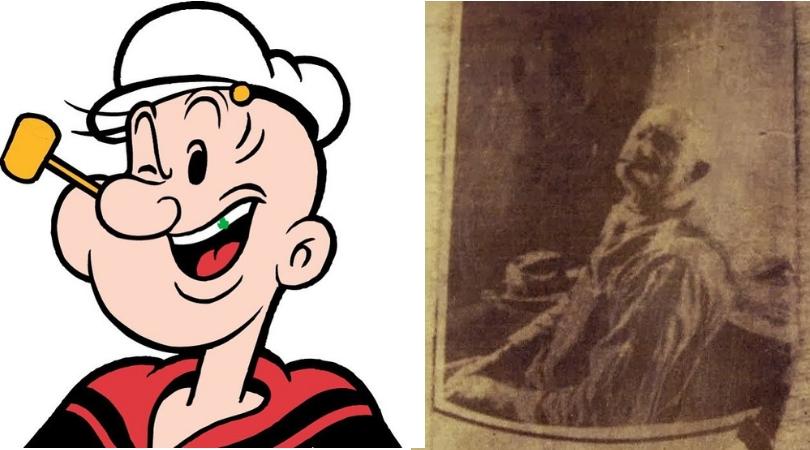 The Real Popeye! Frank 'Rocky' Fiegel Inspired the Cartoon