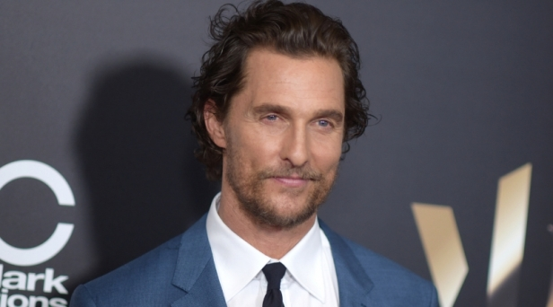 Matthew McConaughey Joins University of Texas Faculty