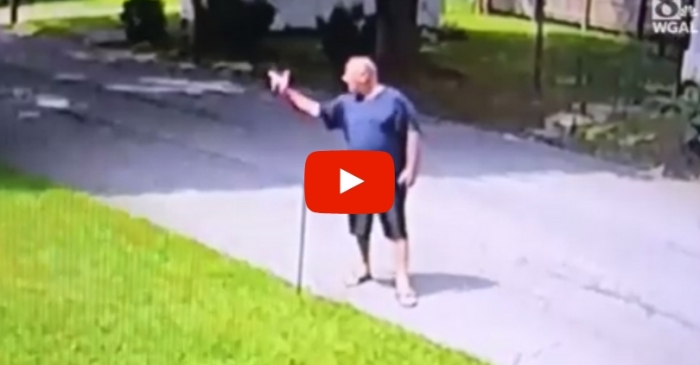 Court Rules Man's 'Gun-Like Hand Gesture' Toward Neighbor Was a Crime