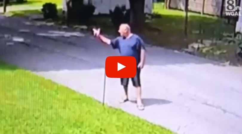 Court Rules Man's 'Gun-Like Hand Gesture' Toward Neighbor Was a Crime