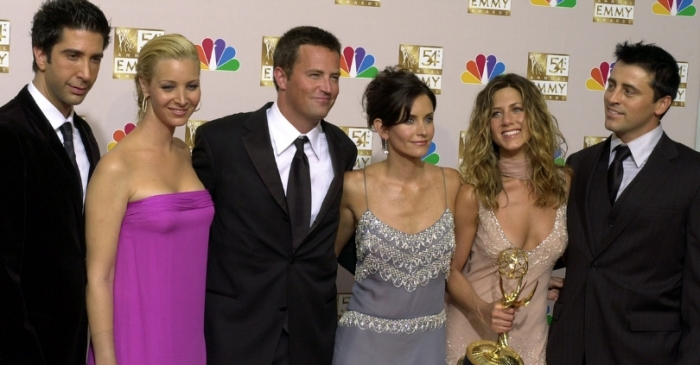 'Friends' Is Heading to Movie Theaters for Its 25th Anniversary!