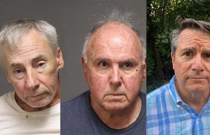 6 Senior Citizens Arrested for Public Sex at Nature Reserve