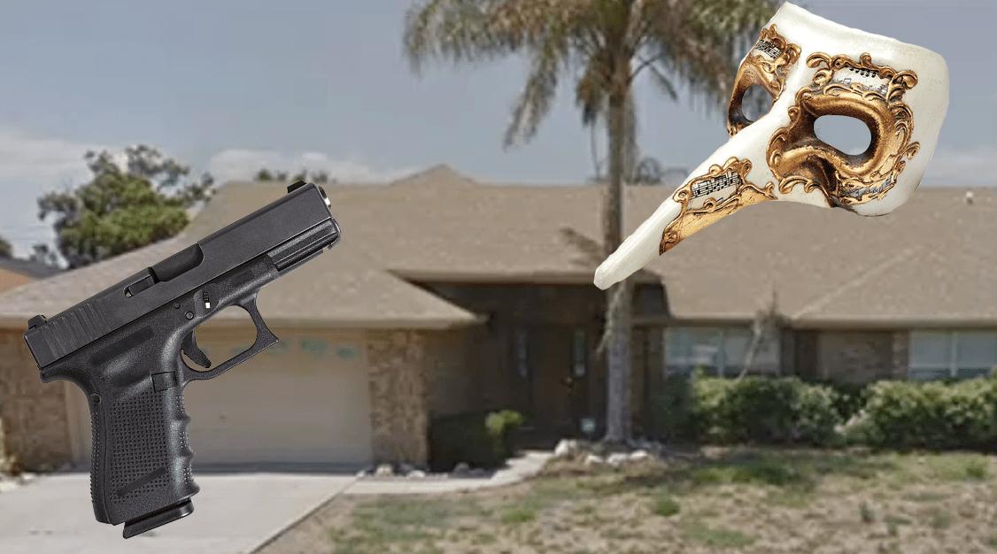 Sex Party Gun Stolen