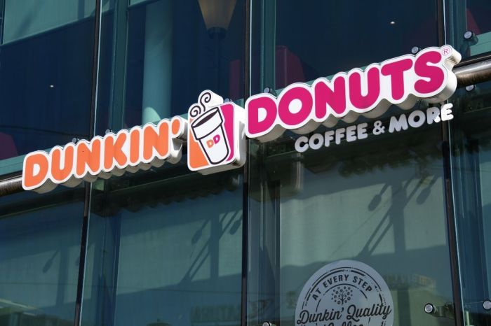 Dunkin' Donuts Thief Settles For Doughnuts After Cash Register Gets Stuck