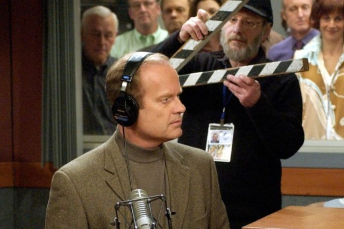 Was The 'Frasier' Theme Song Actually About Tossed Salad and Scrambled Eggs?