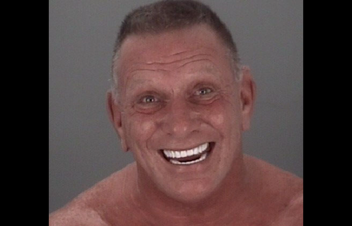 Man Looks Oddly Excited to Get His 5th DUI