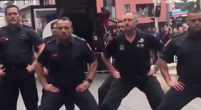 New Zealand Haka Dance 9-11