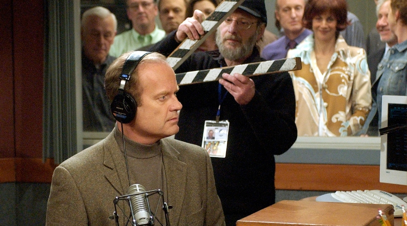 Was 'Frasier's' Theme Song Actually About Tossed Salad and Scrambled Eggs?