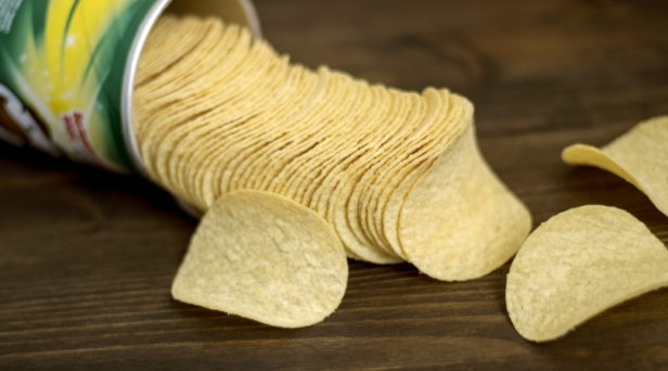 Teenage Boy Goes Blind After Living on Pringles, White Bread, and French Fries