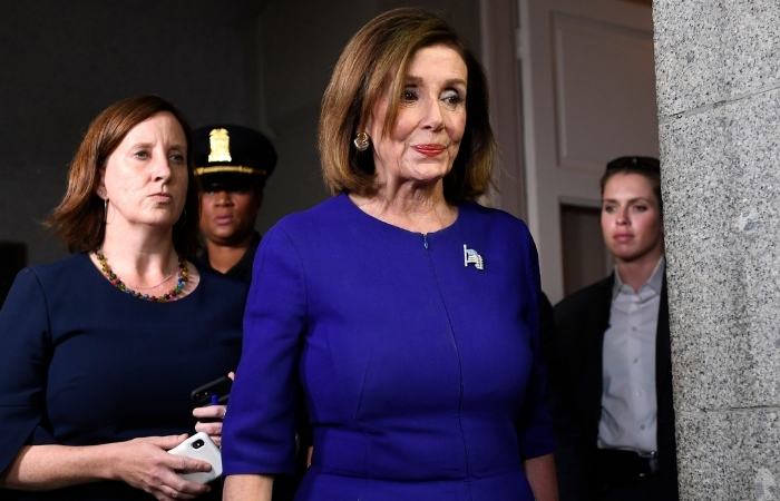 House Speaker Nancy Pelosi Announces Formal Impeachment Inquiry of Trump