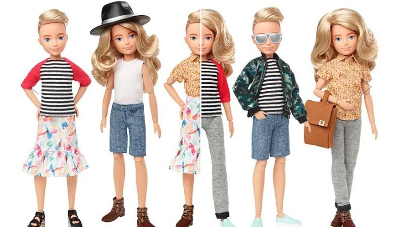 Mattel Launches Gender-Inclusive Doll Line