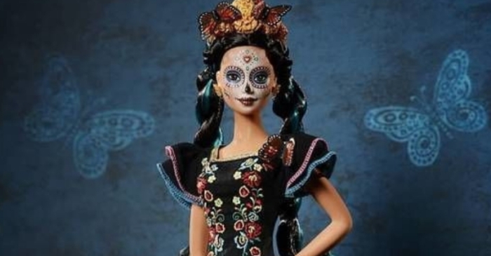 Mattel to Release Limited Edition Barbie Celebrating Día de los Muertos