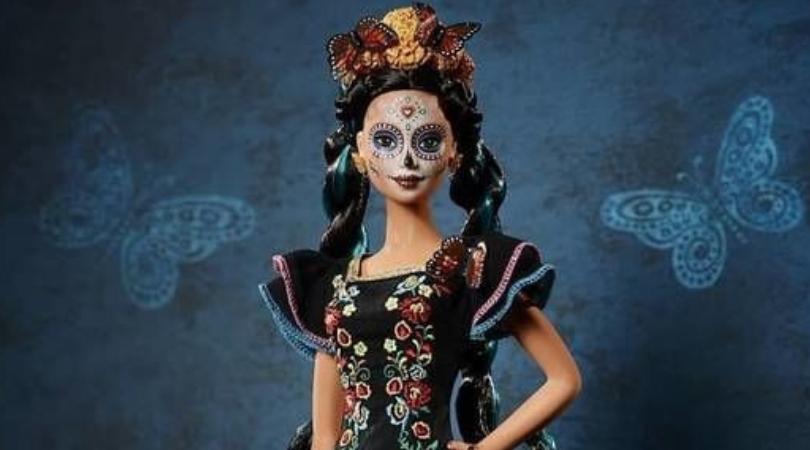 Mattel to Release Limited Edition Barbie Celebrating Día de los Muertos