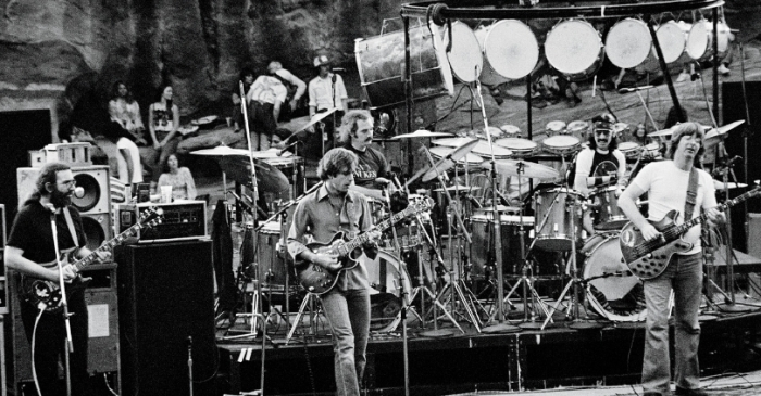 Remember the Grateful Dead's Final Shows?