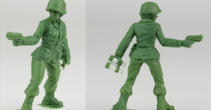 Green Army Women Figurines Will Officially Hit Stores Next Year!