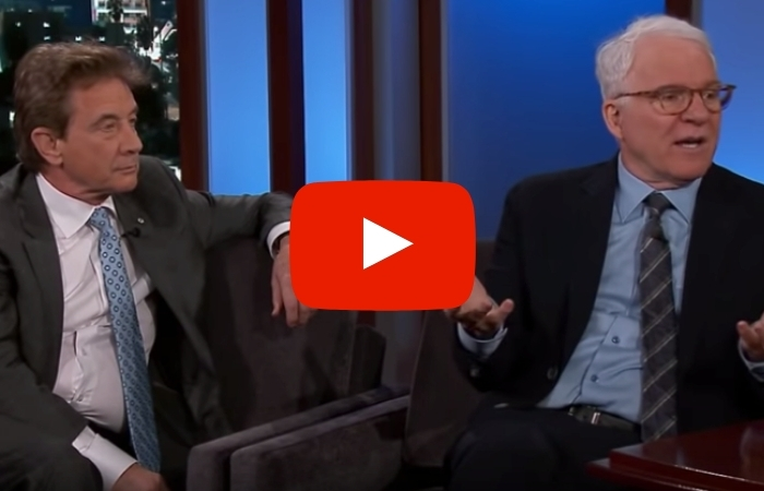 Tom Hanks, Steve Martin, and Martin Short Have Colonoscopy Parties Together, Seriously