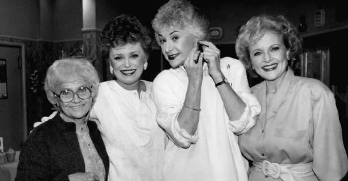 A Modern-Day 'Golden Girls' is Officially in the Works!