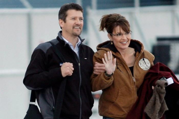 Sarah Palin's Husband Seeking Divorce from Former VP Candidate