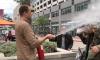 Utah Restaurant Fire Extinguisher