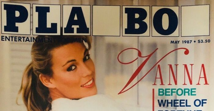 'Wheel of Fortune' Hostess Vanna White Posed For Playboy to Pay Rent