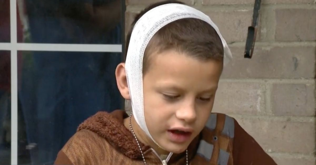12-Year-Old Boy Left With Severe Burns After Friends Set Him on Fire