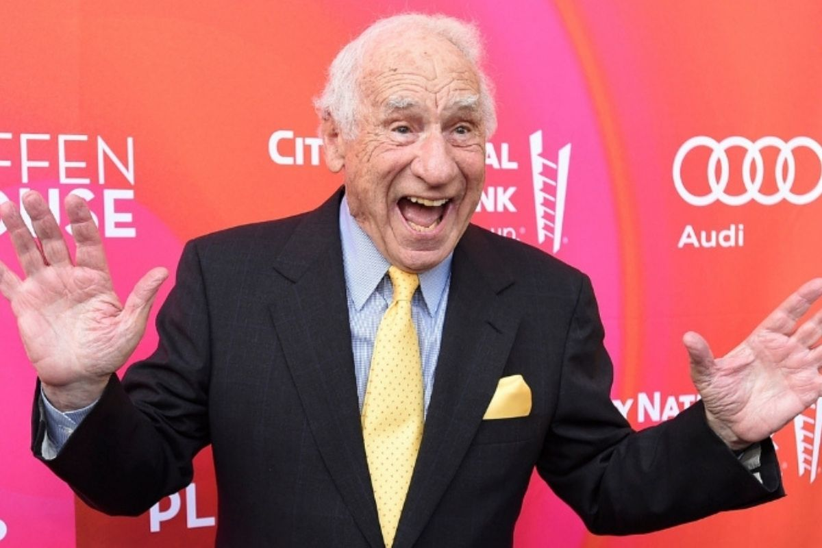 Comedian Mel Brooks Spent WWII Clearing Land Mines