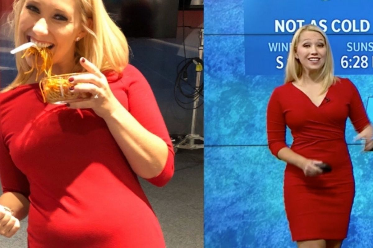 Meteorologist Claps Back at Body-Shamers in The Most Epic Way!