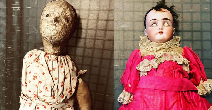 There's a Creepy Doll Contest This Halloween and Its Contestants Are the Stuff of Nightmares
