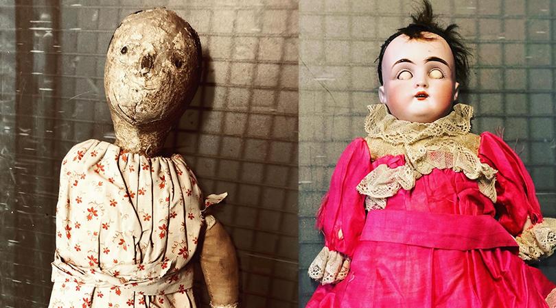 Creepy Doll Contest