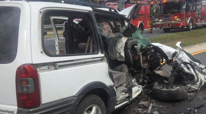 Florida Woman Crash Kill Kids