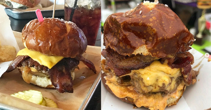 """Labor-Inducer"" Burger Has Pregnant Women Flocking to Restaurant to Get Their Babies Out of Them"
