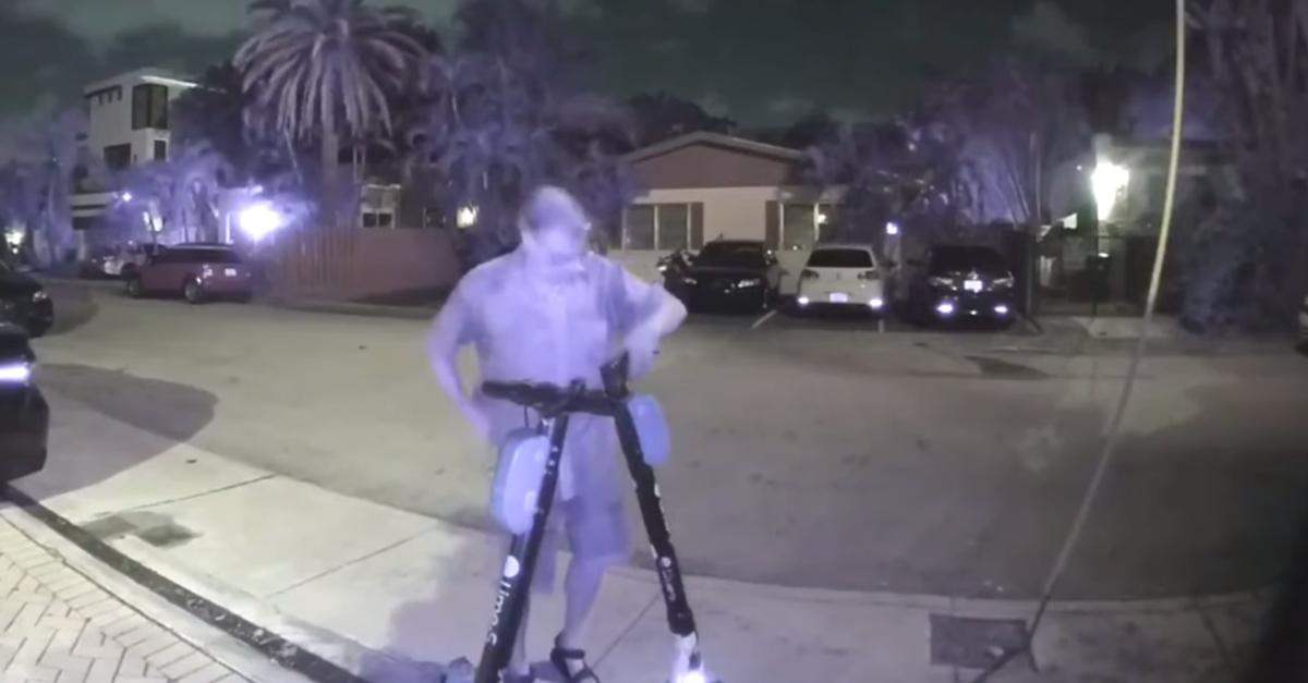 Lime Scooter Brakes Cut Florida Man