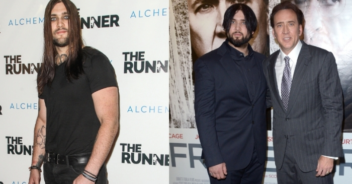 Did You Know Nicolas Cage's Son Invented 'Ghost Metal'?