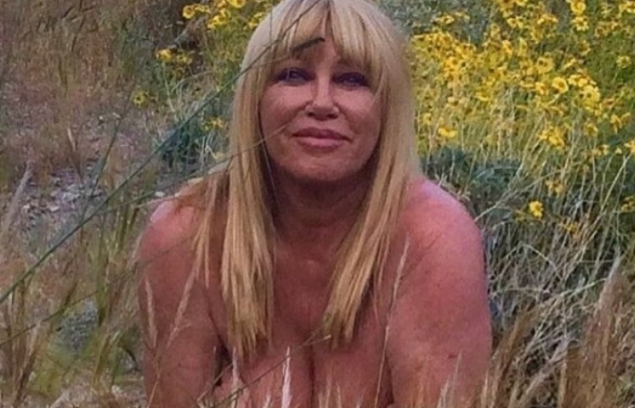 Suzanne Somers Responds to Trolls After Posting Nude Photo on Her 73rd Birthday