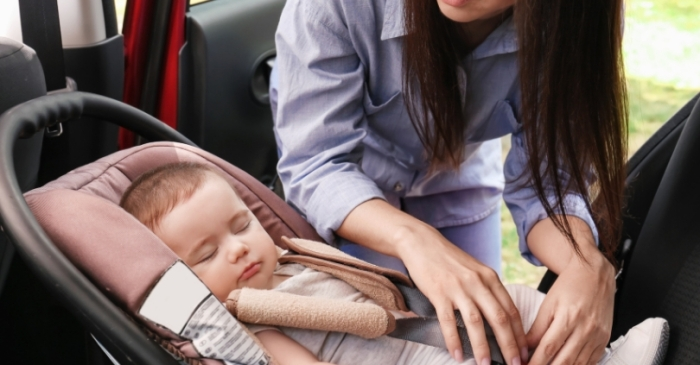 New Law Requires Rear-Facing Car Seat For Children Under the Age of 2