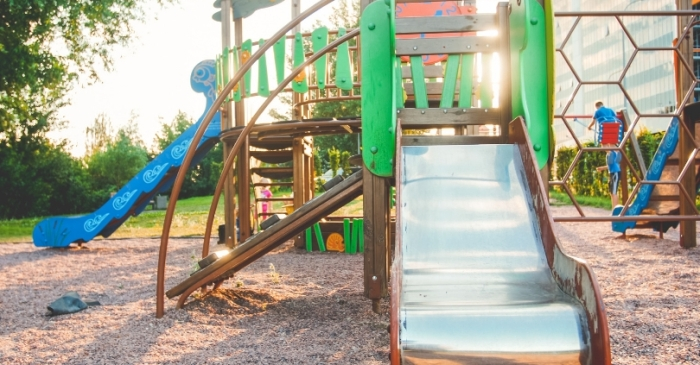 "Kid Wins $170K in ""Too Steep"" Slide Lawsuit"