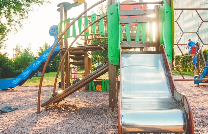"Kid Wins $170K in Ridiculous ""Too Steep"" Slide Lawsuit"