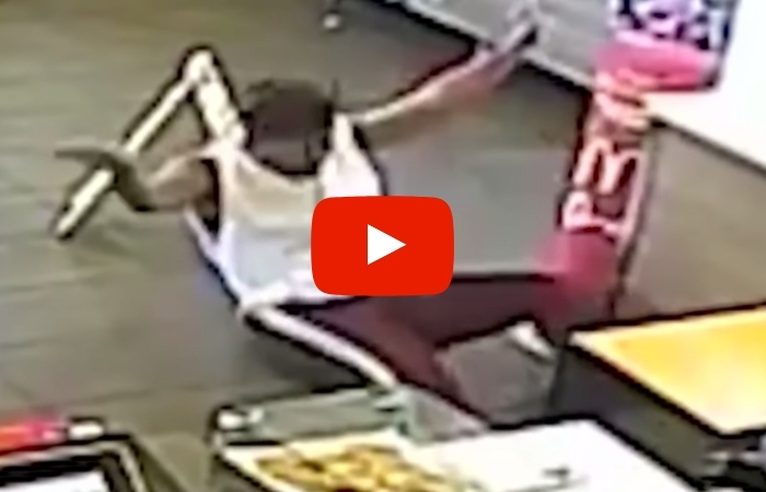 McDonald's Manager Throws Blender at Customer After Complaining About Order