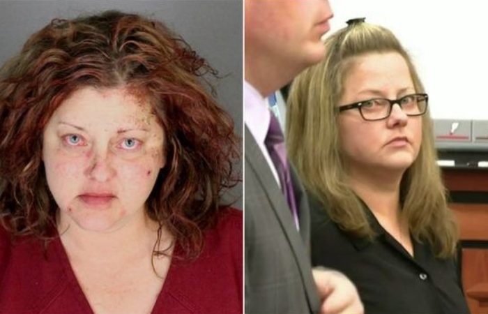 Woman Bites Friend's Ear Off, Tells Cops She's a Wolf