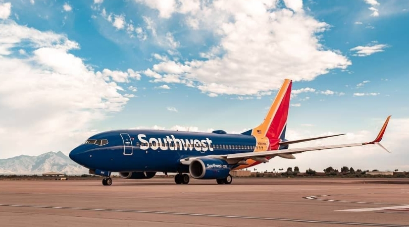 Southwest Flight Attendant Catches Pilots Watching Passengers Use Bathroom on Hidden Camera