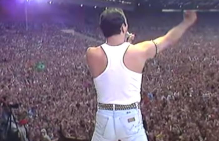 Queen's Iconic Live Aid Performance Changed Music History