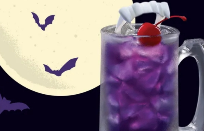Applebee's is Selling $1 Vampire Cocktails for Halloween!