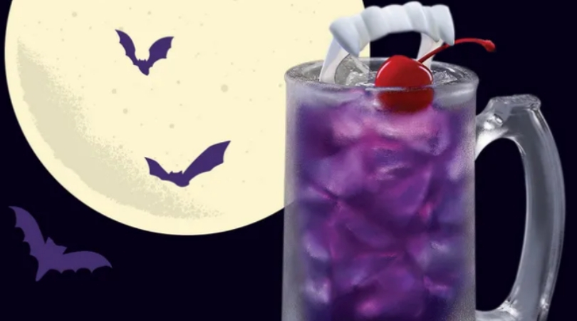 Applebee's is Selling $1 Vampire Cocktails for Halloween!