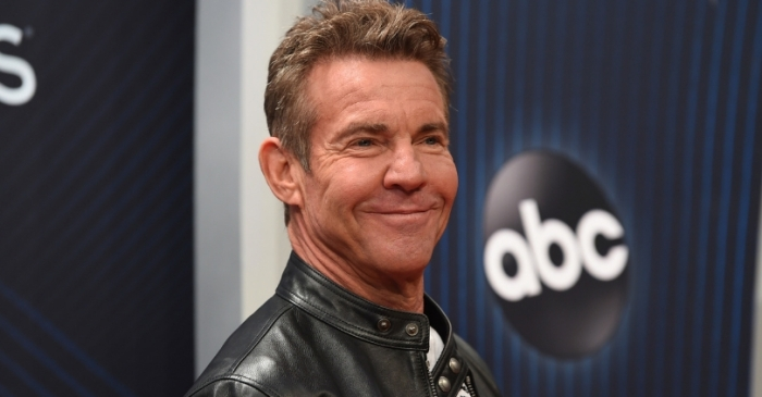 Actor Dennis Quaid, 66, and Laura Savoie, 27, Marry in Secret Ceremony