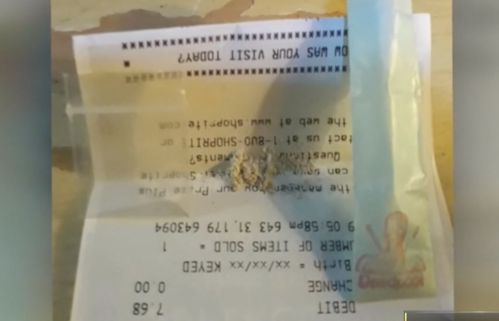 Mom Finds Heroin Baggie in Her Son's Halloween Candy