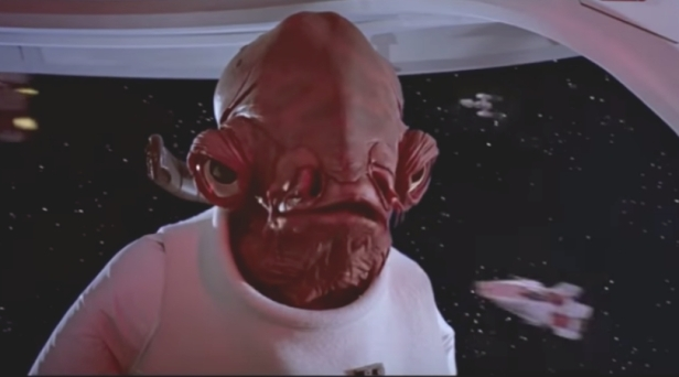 Did You Know Admiral Ackbar From 'Star Wars' Was Ugly on Purpose?