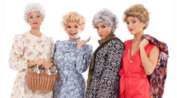 Get Your 'Golden Girls' Costumes at Your Local Target